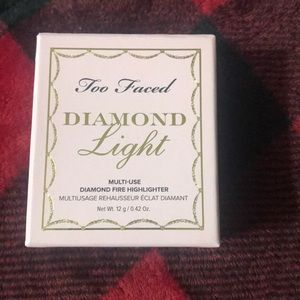Other - Too faced Diamond Light